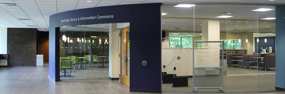 Bromfield Library Amp Information Commons The Ohio State